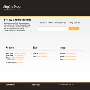 Airplay Music