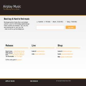Airplay Music