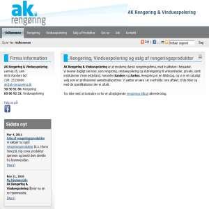 AK Rengøring