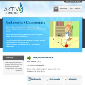 aktiv3.dk - Ejendomsservice