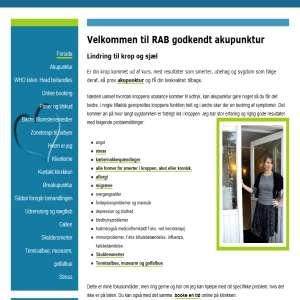 Akupunktur-bach.dk
