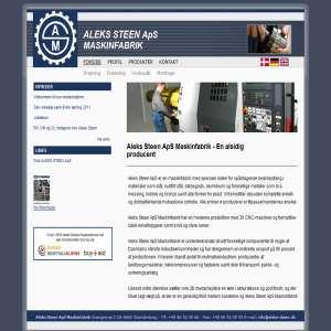 Aleks Steen ApS Maskinfabrik