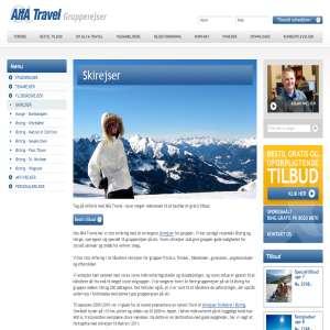 Alfa Travel - Grupperejser og Studierejser