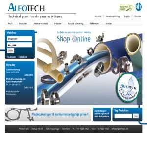 Alfteoch - Leverandør til Industrien