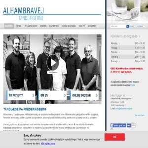 Alhambravej Tandlægerne