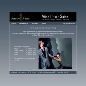 Aliné Frisør salon | Design Frisør, Herning
