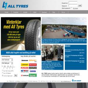 All Tyres A/S