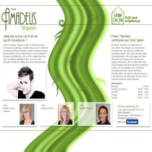 Amadeus Organic - Lokal frisør i Randers