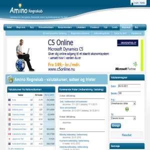 Amino - Iværksætter Debat