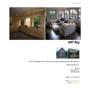 AMT Byggeservice