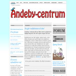 Andeby centrum