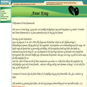 Anne Krag