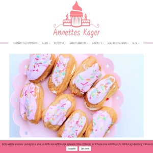 Annettes kager