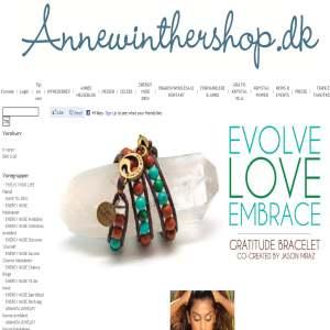 Annewinthershop.dk