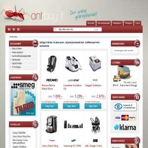 Hvidevarer til billige priser - antbuyit.com