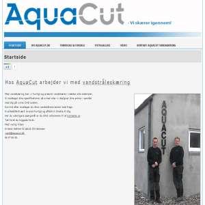 AquaCut vandskæring