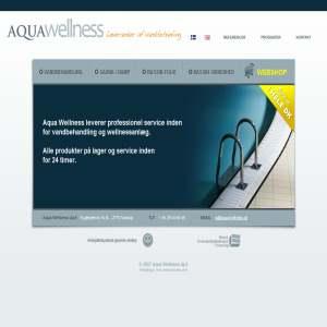 Aqua Wellness - Leverandør til svømmehaller