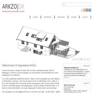 ArkZo - Arkitektur Zonen