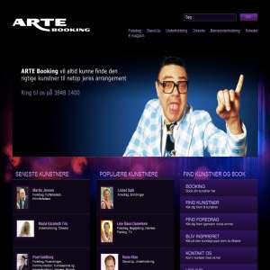 ARTE Booking