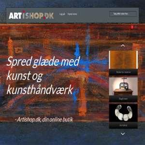 Artishop.dk