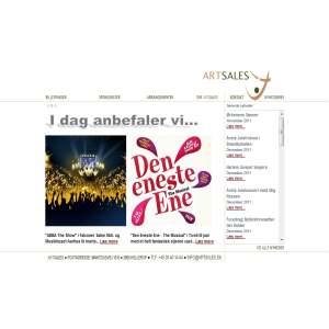 Artsales.dk