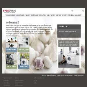 ASKO Vølund - Hårde hvidevarer til dit hjem