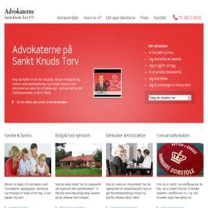 Advokaterne Skt. Knuds Torv - landsdækkende advokater