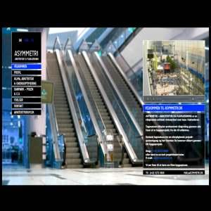 ASYMMETRI - Arkitektur & Planlægning