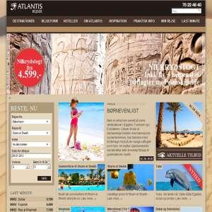 Atlantis Rejser