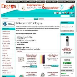 ATM Engros - Forbrugsartikler