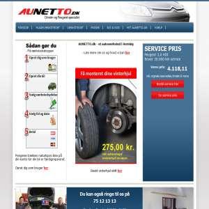 AUNETTO A/S - Citroen & Peugeot specialist