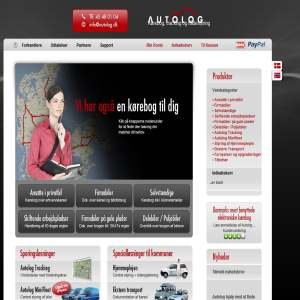 Autolog - den automatiske kørebog