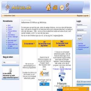 Avirus.dk! Virus & antivirus