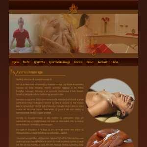 Ayurveda massage i København