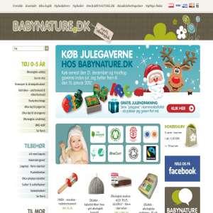 Økologisk Børnetøj og babyudstyr - babynature.dk