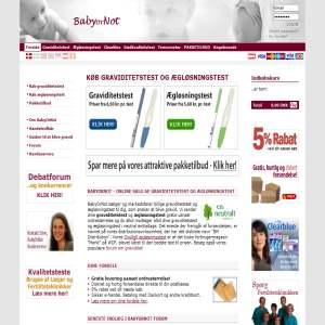 BabyOrNot - graviditetstest & ægløsningstest