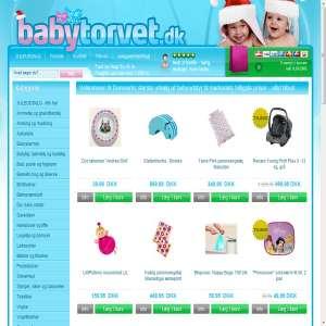 Babytorvet babyudstyr