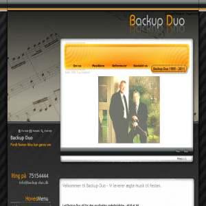 Backup Duo