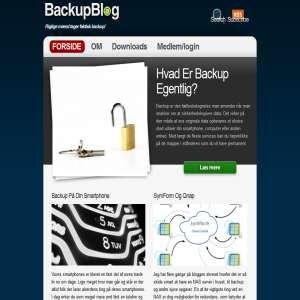 BackupBlog.dk