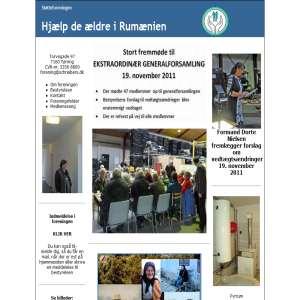 Det danske hus - Hjælp de ældre i Rumænien