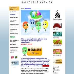 Ballon Butikken