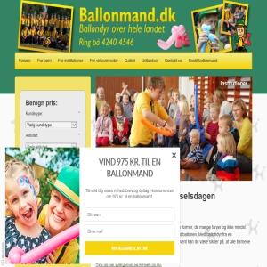 BallonMand.dk