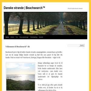 Danske strande - Beachsearch™