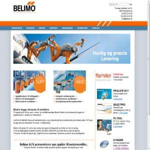 Kugleventiler - Belimo A/S Ventiler kvalitet