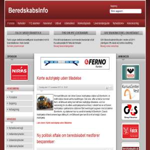 BeredskabsInfo