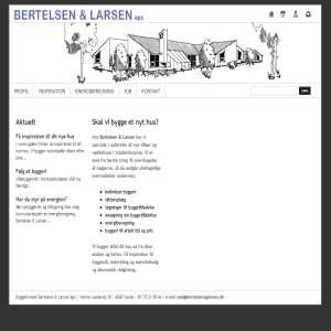 Byggefirmaet Bertelsen & Larsen Aps, Varde