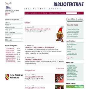 Høje-Taastrup Biblioteker