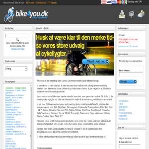 Bike4you - billige cykler