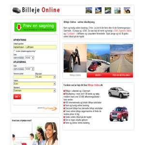 Billeje Online