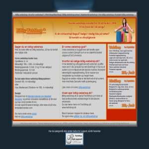 Billig webshop DK
